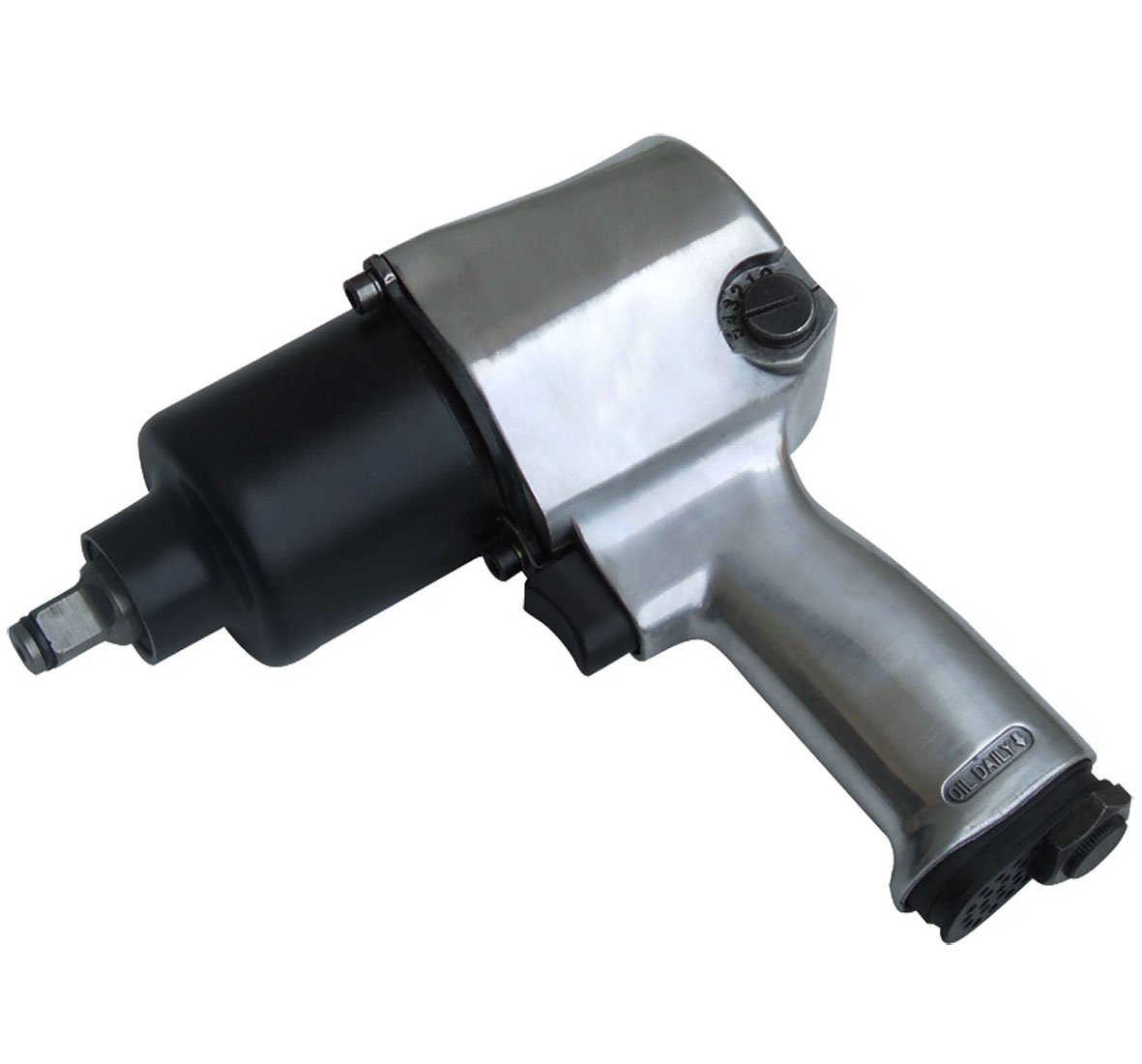 Speedway 45083 Twin Hammer Air Impact Wrench, 1/2''