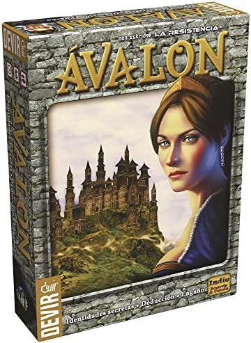Devir- Ávalon Juego de Mesa, Color (BGRESIAV): Amazon.es: Juguetes y juegos