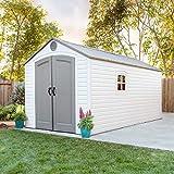 Lifetime 60075 8 x 15 Ft. Outdoor Storage