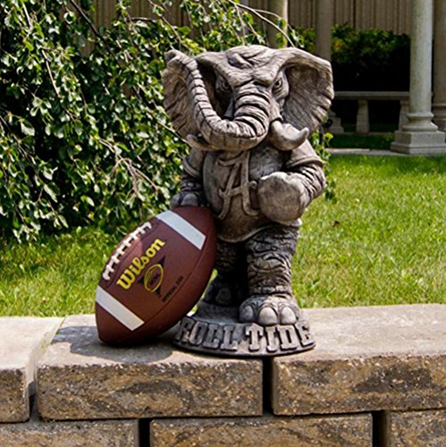 Alabama Crimson Tide NCAA ''Big Al'' College Mascot 20? Vintage Statue by Stone Mascots