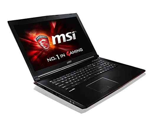 MSI Gaming GP72 6QF-492XES - Ordenador portátil (17.3