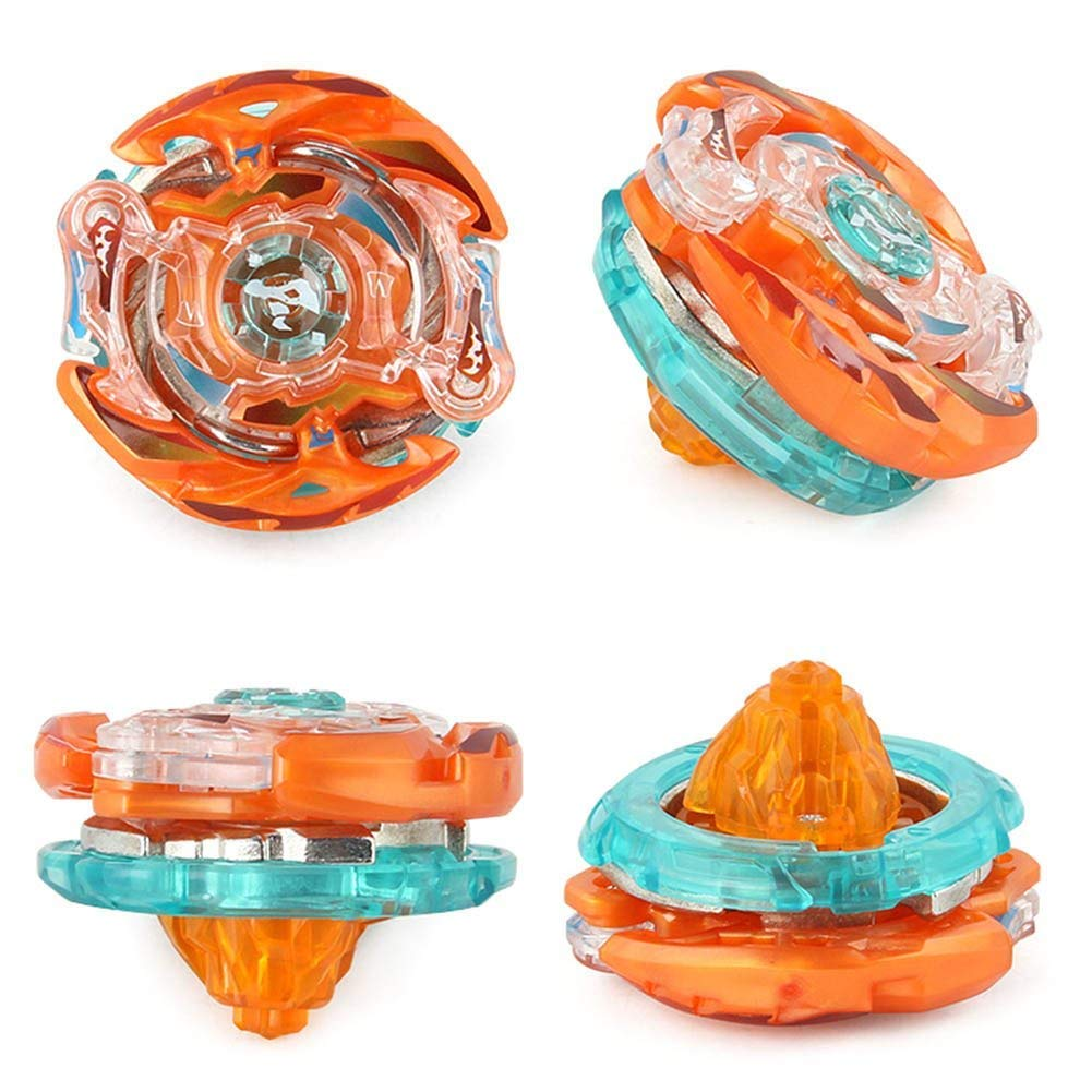 B73 Yezelend 4D Fusion Modell Metall Masters Speed Kreisel Kampfkreisel mit Launcher Kinder Jugendliche und Erwachsene