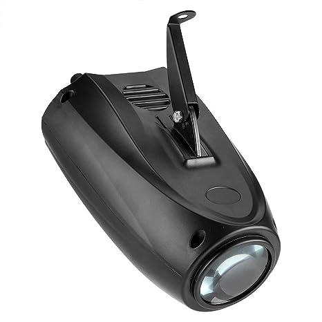 Luces de Discoteca Luz Nocturna, Lámpara de Escena Proyector LED ...