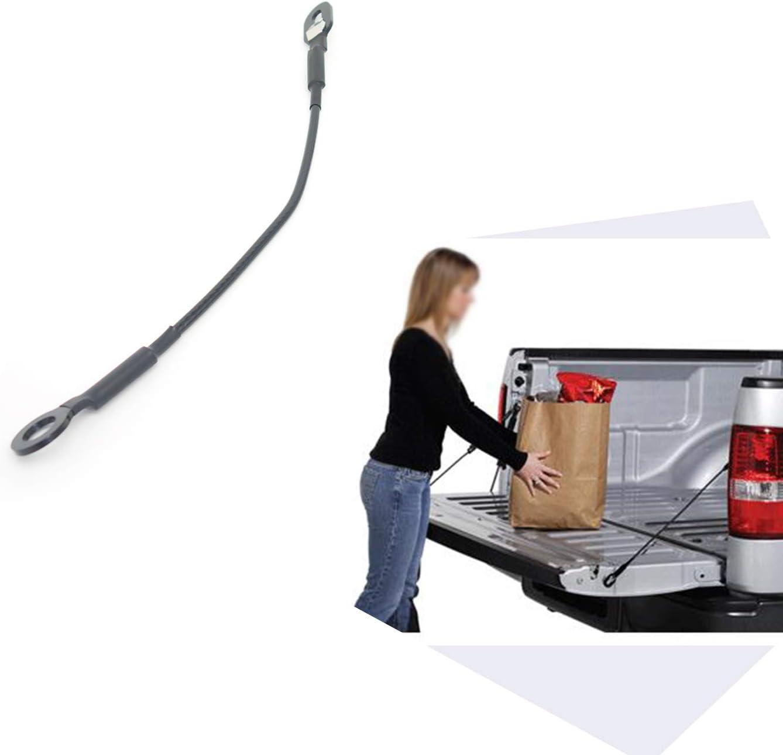 New Driver /& Passenger Side Tailgate Cable Set For Chevrolet GMC Trucks 89045648