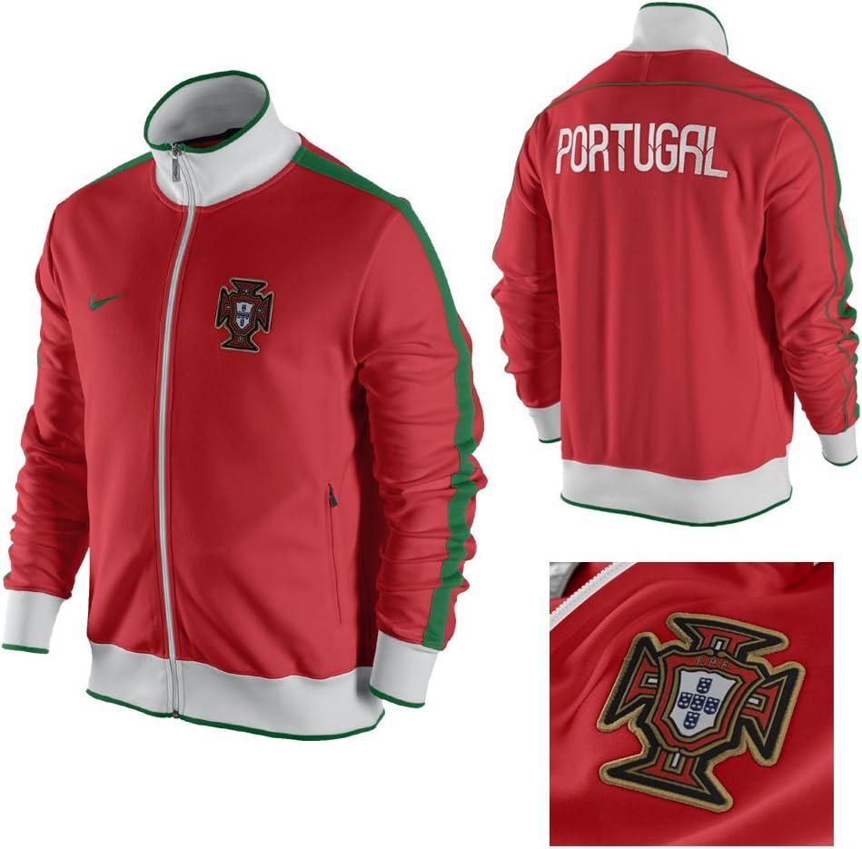 Portugal N98 Home Track Jacket - XL [Sports Apparel] by Portugal ...