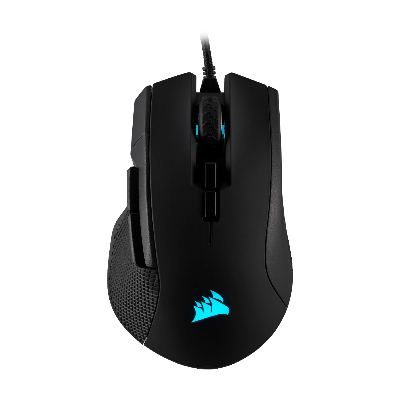 Mouse Gamer : CORSAIR IRONCLAW RGB FPS y MOBA 18000 DPI Sens