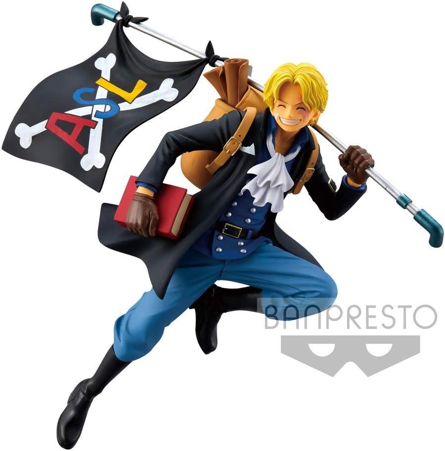 Banpresto - Figurine One Piece - Sabo Figure Fans Version 19cm - 4983164399516