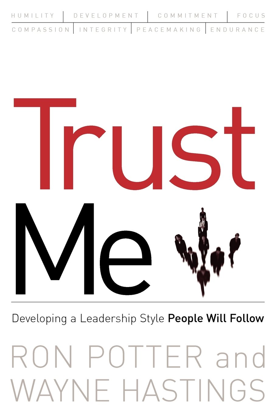 Trust Me: developing a leadership style people will follow
