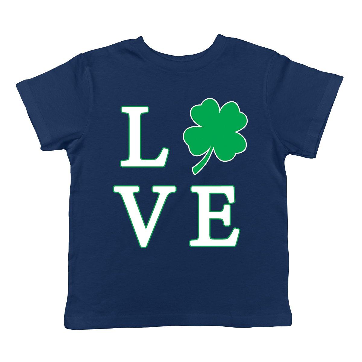 SpiritForged Apparel Love Clover Infant T-Shirt