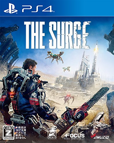 Intergrow The Surge SONY PS4 PLAYSTATION 4 JAPANESE Version by Intergrow