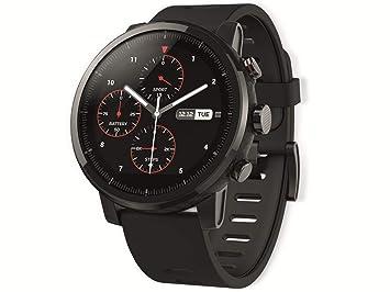 apariencia estética mirada detallada apariencia estética Xiaomi Amazfit Stratos Reloj Inteligente Negro LCD 3,4 cm (1.34
