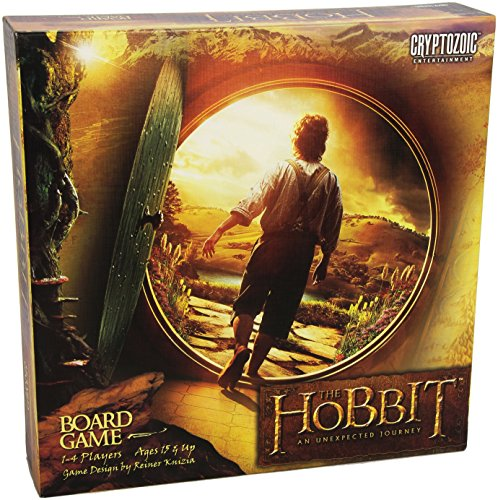 - The Hobbit: An Unexpected Journey Board Game
