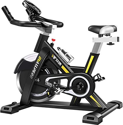 HT BEI Spinning Bike Home Ultra-Quiet Bicicleta de Ejercicio ...