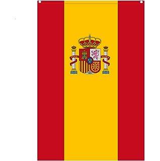 AZ FLAG Bandera de ESPAÑA SIN Armas 250x150cm - Gran Bandera ESPAÑOLA SIN Escudo 150 x 250 cm: Amazon.es: Hogar