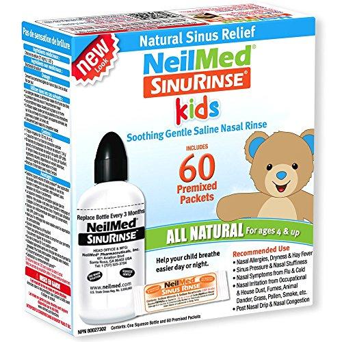 Neilmeds Pediatric Complete Premixed Packets