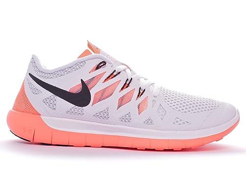 Nike Wmns Free 5.0 642199 600 Damen Laufschuhe