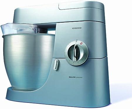 Kenwood KMM760 Robot de cocina 1200 W, Brillante Acero inoxidable: Amazon.es: Hogar