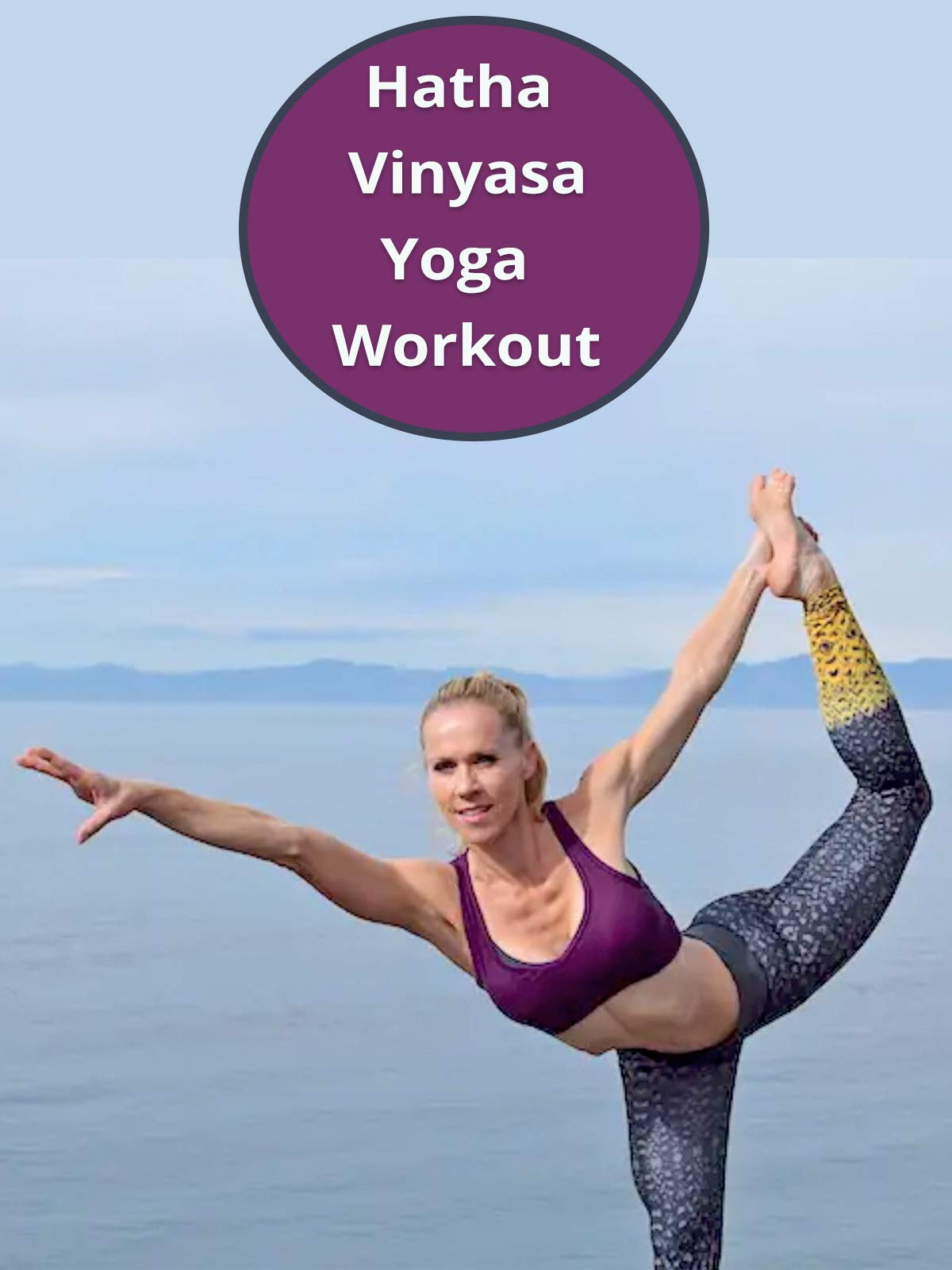 Amazon.com: Watch Hatha Vinyasa Yoga Workout | Prime Video