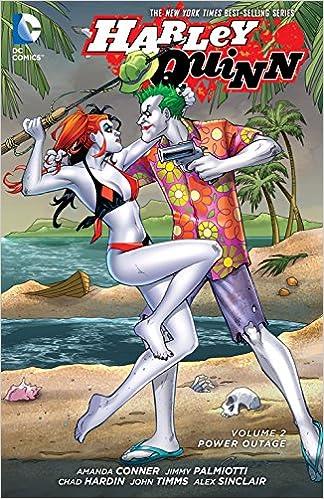 Universe Comics  CB4982 Harley Quinn Power Girl #2 D.C
