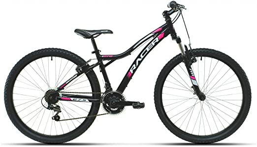 RACER 2665403031 - Mountain Bike 27,5 270 Lady. Negra y Rosa ...