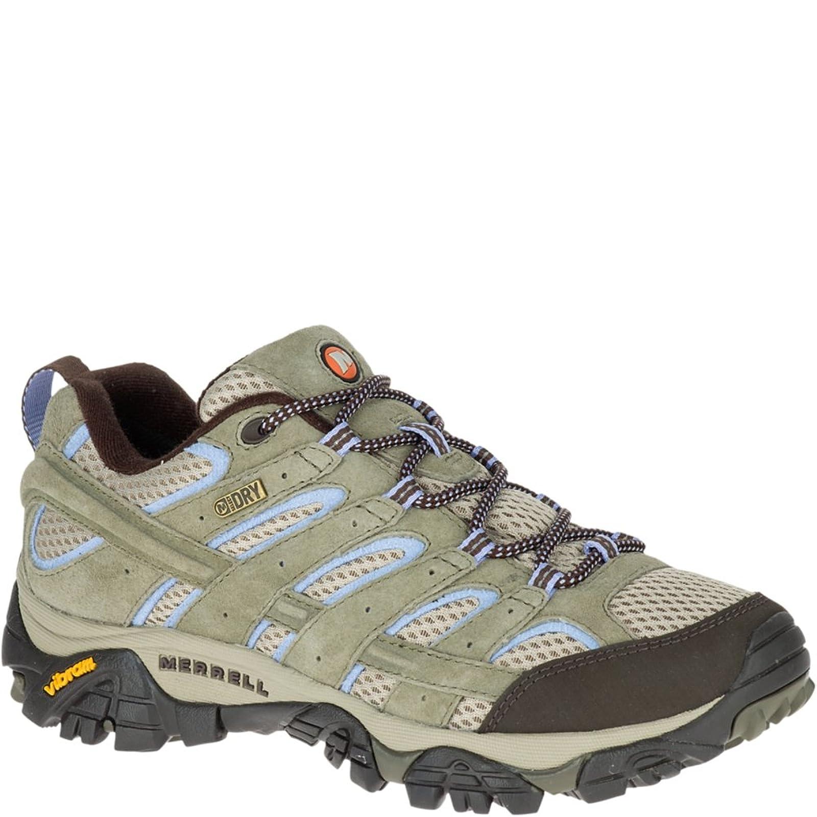 Merrell Women's Moab 2 Waterproof Hiking Shoe US - 1