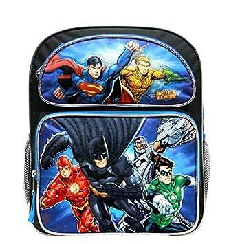 Medio mochila - DC Comics - Liga de la justicia - equipo 14 ...