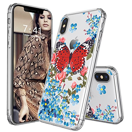 iPhone X Case Butterfly