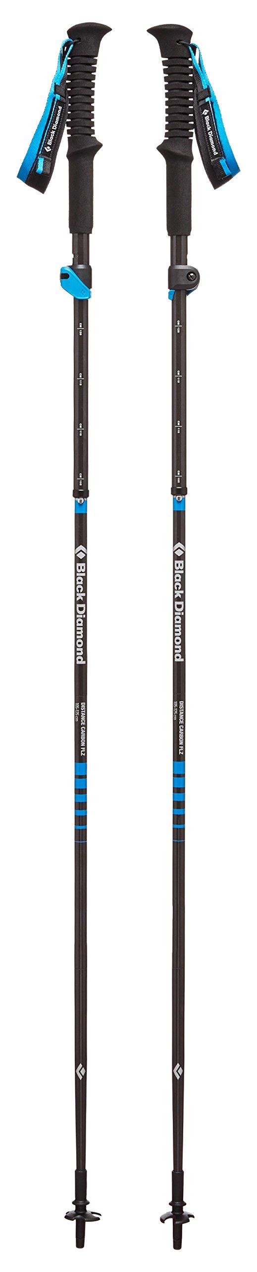 Black Diamond Distance Carbon Flz Z-Poles, 140