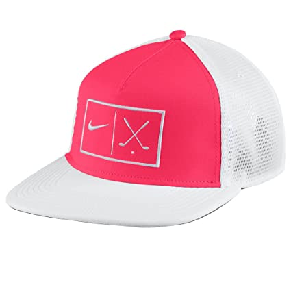 e3a0c2f91 Buy Nike True Novelty Golf Cap 2017 Racer Pink/White/Anthracite One ...