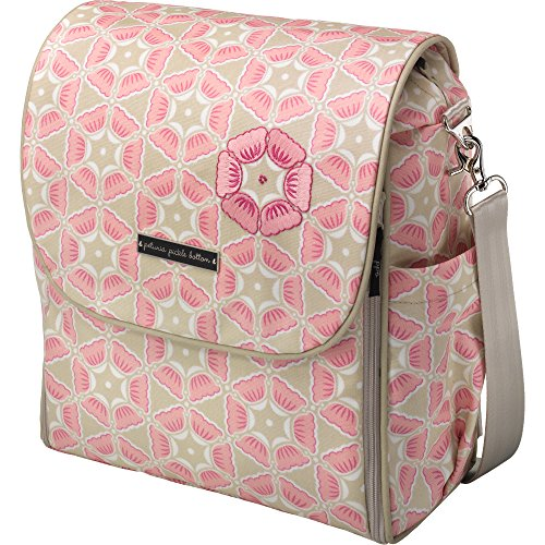 petunia pickle bottom Glazed Boxy Backpack Blooming Brixham One Size
