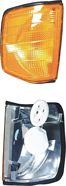 URO Parts 201 826 0243 Amber Left Turn Signal