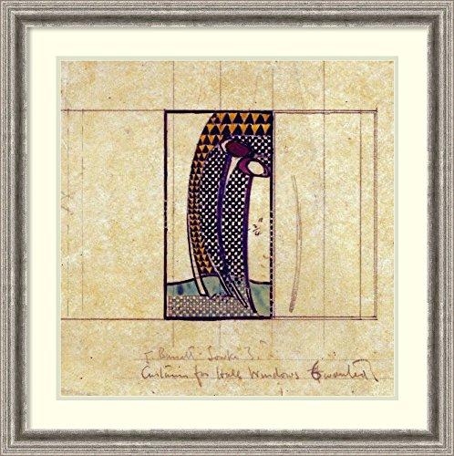 Rennie Mackintosh Window - 9