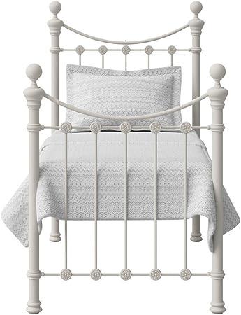 The Original Bed Co Lit Fer Forge Selkirk Solo Cadre De Lit
