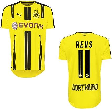 Sportiger Puma Maillot BVB Borussia Dortmund Home enfants 20162017 – Reus 11