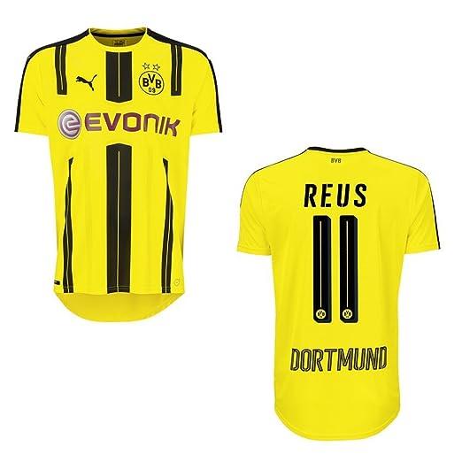 4 opinioni per Puma- Maglia Borussia Dortmund da bambino, stagione 2016 / 2017, numero 11 Reus