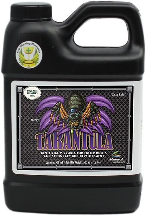 Advanced Nutrients 5401-13 Tarantula Liquid Fertilizer, 500 mL, 0.5 Liter