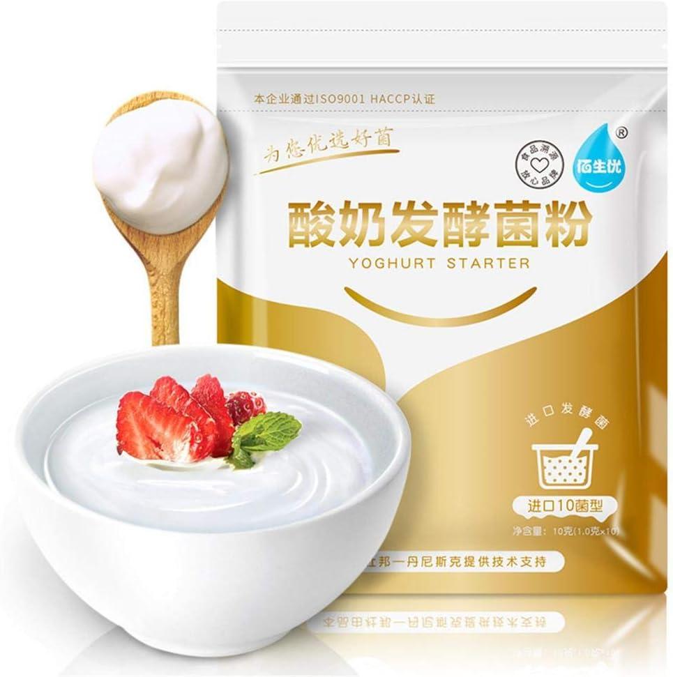Runningfish Convenient Safe Probiotic Fermentation Agent Yogurt Making Tool Homemade Yogurt Yeast