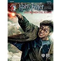 Harry Potter Instrumental Solos: Clarinet (Book & CD) (Alfred's Harry Potter Instrumental Solos)