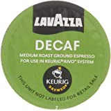 Lavazza Espresso Decaf for Keurig Rivo System