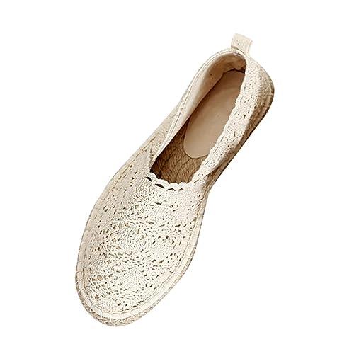 Xinwcang Alpargatas Mujer Adulto, Moda Zapatos Planos de Conducción Casual Zapatillas Loafers Caminando o Viajando: Amazon.es: Zapatos y complementos