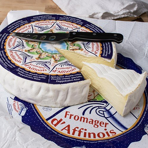 Guilloteau Fromager D' Affinois Cheese, 7 oz
