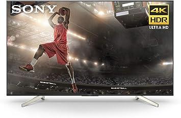 Sony XBR65X850F 65-Inch 4K Ultra HD Smart LED TV 2018 Model