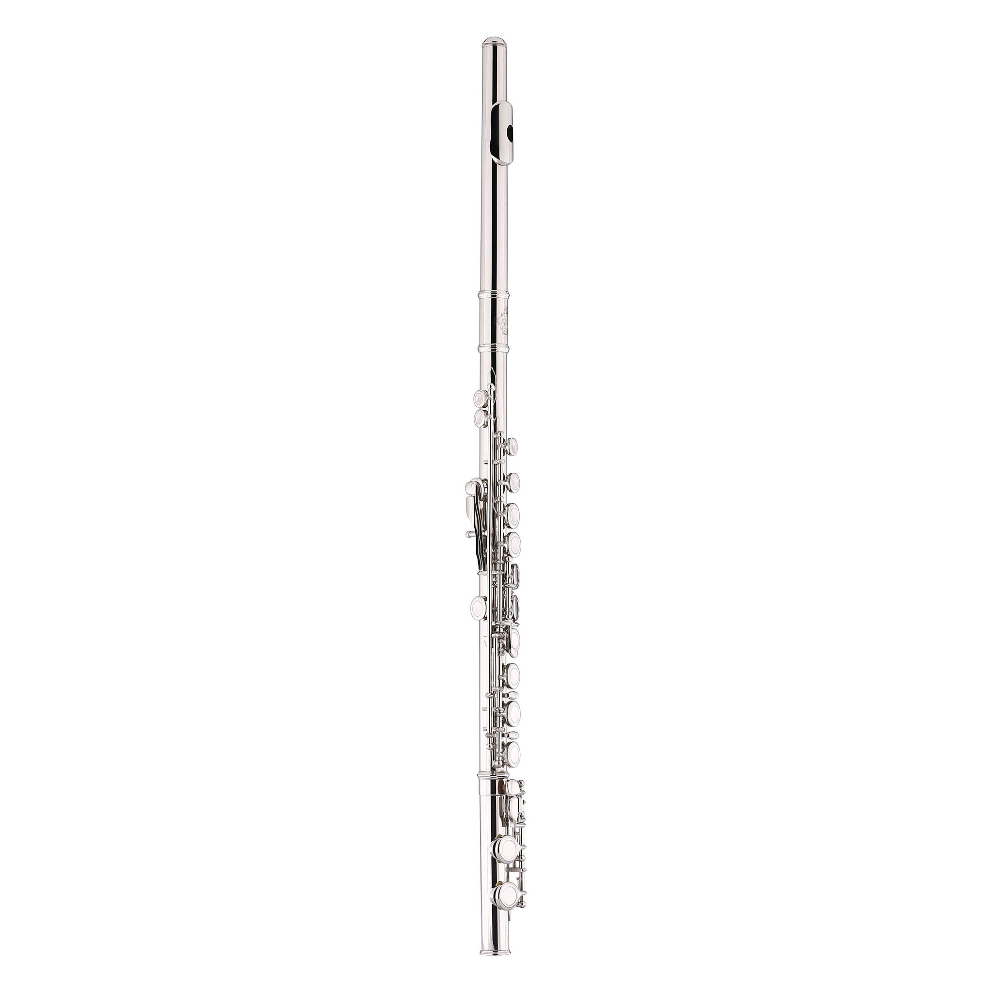 Kaizer Flute C Key 1000 Series Closed Hole Nickel Silver New 2018 Model Student Flute FLT-1500NK by Kaizer (Image #3)