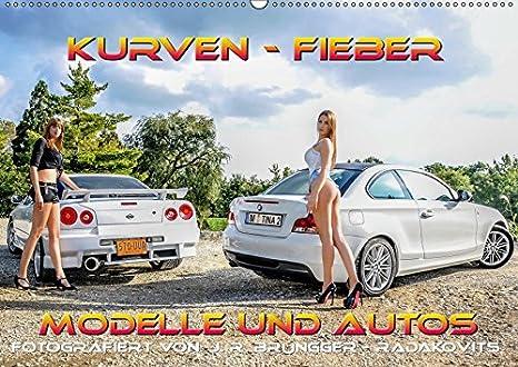 Kurven - Fieber - Modelle und Autos (Wandkalender 2019 DIN A4 quer): Schöne Modelle mit tollen Autos. (Monatskalender, 14 Seiten ) (CALVENDO Mobilitaet) Jimmi R. Brüngger 3669748628 Psychologie / Sonstiges Erotik