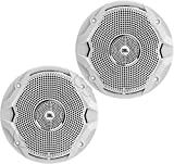 JBL MS6510 6.5 Dual Cone White Speaker 150 Watts (Certified Refurbished)
