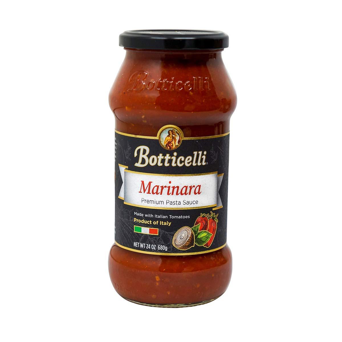 Botticelli Marinara Premium Pasta Sauce (24Oz) (2)