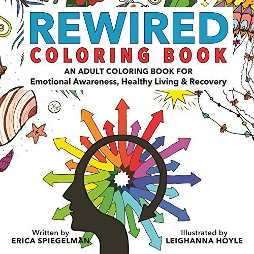 Rewired Adult Coloring Book Emotional
