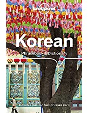 Lonely Planet Korean Phrasebook & Dictionary 7 7th Ed.