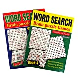 Wordsearch Jumbo Puzzle Book - Books 3 and 4, 258 Puzzles