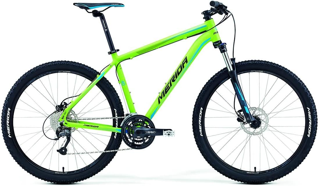 Merida Big.Seven de 40 D 27, 5 pulgadas Mountain Bike Verde (2016 ...